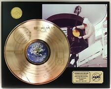 "VOYAGER ONE - SOUNDS OF THE EARTH GOLD LP RECORD DISPLAY ""M4"""
