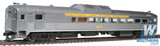 CNW 6551 Budd RDC-2 Coach-Baggage Standard DC HO - Proto 1000 #920-35302