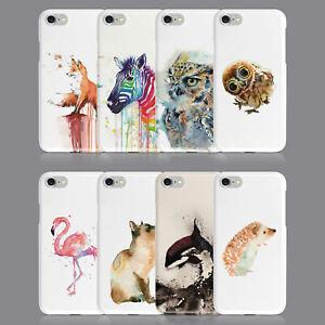ANIMAL FOX CAT BIRD OWL ZEBRA PHONE CASE FOR IPHONE 7 8 XS XR SAMSUNG S8 S9 PLUS