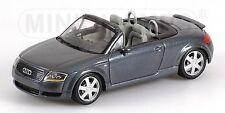Audi Tt Roadster 2000 Blue Metallic 1:43 Model MINICHAMPS