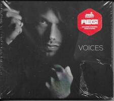 REGI - Voices CD Album 17TR Digipack 2015 Milk Inc. Euro House Trance Belgium