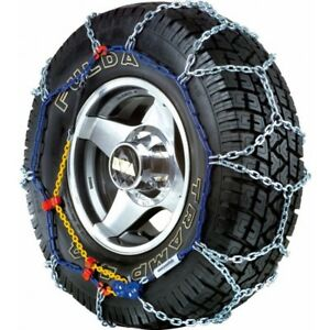 SNOW CHAINS WEISSENFELS NTR 5 REX TR  M+S 16 mm THICKNESS 4X4 LIGHT COMMERCIAL