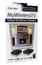 Actiontec MWTV200KIT01 MyWirelessTV Wireless 1080P 3D HDMI Transmitter Receiver!