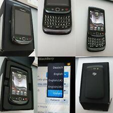 CELLULARE BLACKBERRY 9800 TORCH UMTS 3G + BOX UNLOCKED SIM FREE DEBLOQUE NO 9810