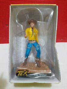 Personaggio Statuina Tex 3D Tex Willer Centauria Edizione Bonelli