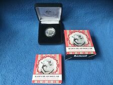 2011 $1 Silver proof Rams Head Dollar