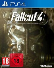 Ps4 Sony PlayStation 4 Game Fallout 4 En Ger Boxed