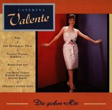 Caterina Valente Die großen Hits (16 tracks, 1959-64/90, Teldec) [CD]