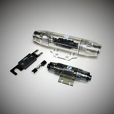 Fuse Holders  Combo - ANL (150A, 0 AWG) and AGU (60A, 4 AWG) with 2 Extra Fuses