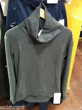 Lululemon On The Double Pullover Dark Grey 8 (Sz 6 Sold)