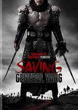 SAVING GENERAL YANG 2013 Chinese Battle Epic dvd LI CHEN Xu Fan ADAM CHENG