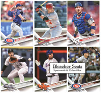 2017 Topps Series 2 Baseball - Base Set Cards - Pick From Card #'s 351-500