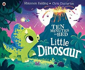 Ten Minutes to Bed: Little Dinosaur New Paperback Book