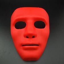 New JabbaWockeeZ Mask Face Mask Halloween Party Mask Plastic Plain Hip-Hop DANCE