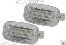 2x LED SMD Spiegel Beleuchtung Mercedes Benz  W164 W169 C197 W204 S212 W212 A584