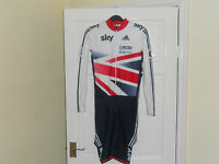 Team GB Rider Issue CX Cyclocross cycling bike XS S M L skinsuit ADIDAS SKY BIKE