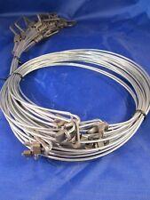Snares With Slim Locks 1/16 1x19 Cable (1 Dozen)