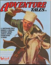 ADVENTURE TALES #4 Robert E. Howard, E. Hoffmann Price, Seabury Quinn