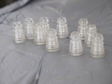 Pinball Flipper Bally Williams Gottlieb Sega Zaccaria clear post 10pcs ribbed