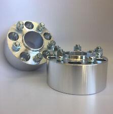 2 Pcs Hub Centric Wheel Spacers | 5X120 To 5X120 | 66.9MM CB | 14X1.5 | 64MM