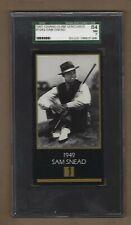 1997  TOPPS   GRAND  SLAM VENTURES  # 1949   SAM  SNEAD   SGC  84