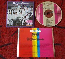 EL GRAN COMBO DE PUERTO RICO **25th Anniversary Vol. 1** ORIGINAL 1987 USA CD