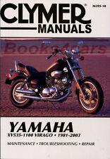 SHOP MANUAL VIRAGO SERVICE REPAIR YAMAHA CLYMER BOOK HAYNES CHILTON