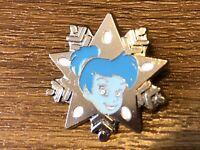 Disneyland Resort Hotel Hidden Mickey Collection Pin Tinker Bell Snowflake