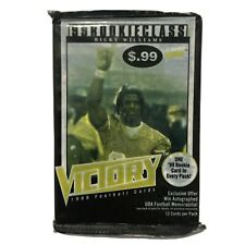 1999 Upper Deck Victory Football Cards