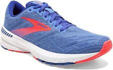 Brooks Women's Ravenna 11 Running Shoe, Cornflower/Blue/Coral, 9 B(M) US
