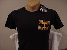 SWEET Tennessee Volunteers Football Men's Sm Black Adidas T-Shirt, NEW&NICE!
