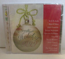 A Soulful Holiday 1999 10 Songs Stevie Wonder Boys Choir Harlem Boyz II Men JoJo
