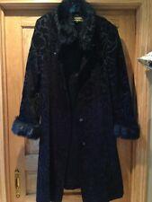 Novelti Adorable Junior Winter Coat Size 11/12 Black Women's