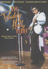 Buddy Holly Story DVD Gary Busey FREE SHIPPING