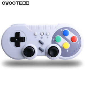 Owootecc Wireless Pro Game Controller Classic Gamepad for Nintendo Switch,PC,Mac