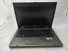 """HP Probook 6460B Intel Core i3-2350M 6GB DDR3 RAM 128GB SSD 14.0"""" HD"""