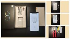 Vendo Xiaomi Mi 8 Bianco 6GB+64GB Dual Sim + 8 cover + pellicola Ottimo stato