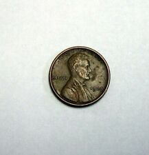 Circulated 1909 V.D.B. Lincoln Wheat Penny