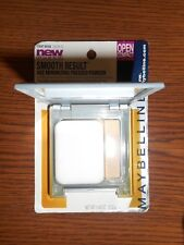 Maybelline Smooth Result Age Minimizing Pressed Powder Light Beige *Imp Package