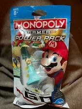 Monopoly Gamer Board Game Power Pack Rosalina - Sealed In Package