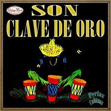 SON CLAVE DE ORO CD Vintage Perlas Cubanas #136 / El Caballo Y La Montura Alacrá