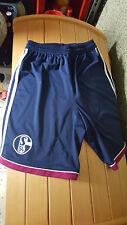 FC Schalke 04 Trikot Shorts S XS 164 adidas ultrabeauty Damen Kinder Kurze Hose