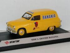 Voitures, camions et fourgons miniatures en résine pour Simca 1:43