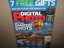 DIGITAL PHOTO D-SLR SHARP Guide Skills +4FreeGifts PHOTOSHOP CD Camera Landscape