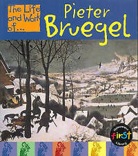 The Life and Work of Pieter Breugel Hardback (First Library:), Woodhouse, Jayne,