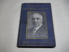 The Life of Warren G. Harding by Willis Fletcher Johnson 1923