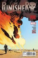 The Punisher #6 Marvel Comics 1st Print 2016 unread NM