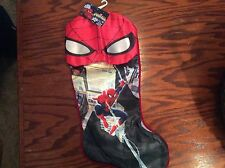 MARVEL Spider-Man  Christmas Holiday Stocking