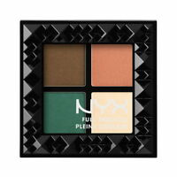 NYX Cosmetics Full Throttle Shadow Palette Explicit Brand New