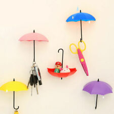 New Umbrella Shaped Use Key Hanger Rack Kitchen Bathroom Wall Decorative Holder